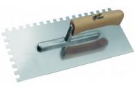 Glettvas rozsdamentes acél fogazott 6 mm