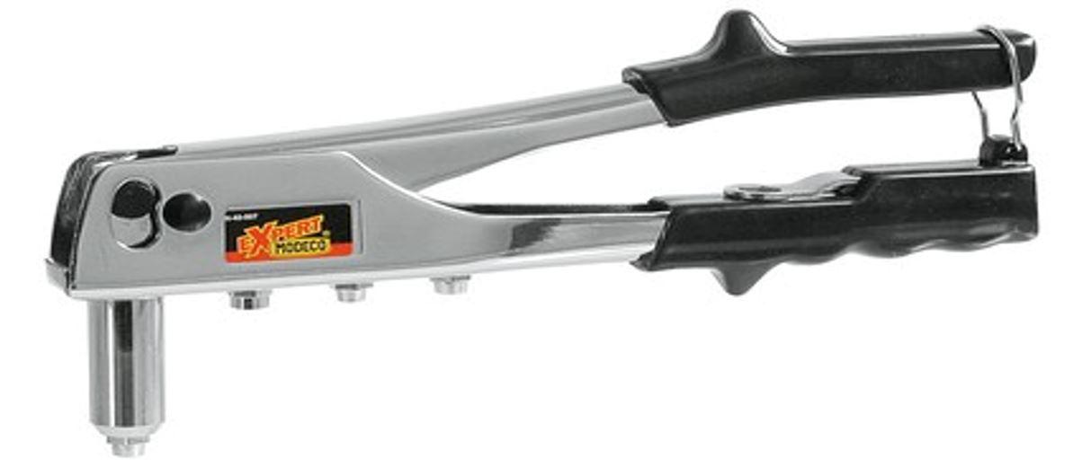 Kézi szegecshúzó expert acél/acél 2,4-4 mm alu/acél 2,4-4,8 mm
